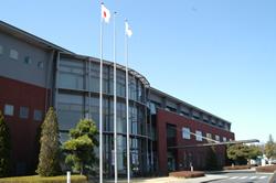 『笠間市立岩間図書館』の画像