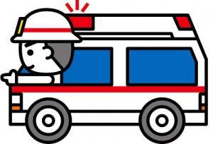 画像:救急車イラスト