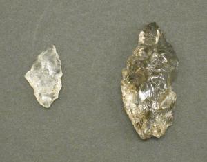 『水晶石器』の画像