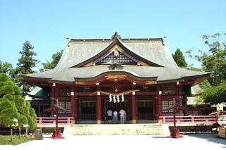 画像:笠間稲荷神社