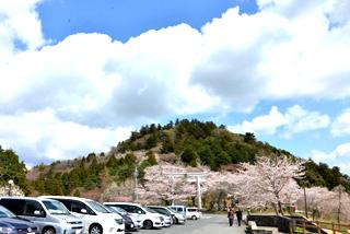 画像:愛宕山(あたごさん)