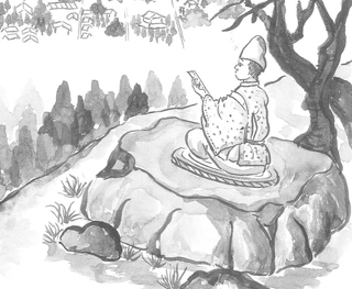 画像:歌(うた)うたい石