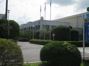 『日本たばこ工場外観2』の画像