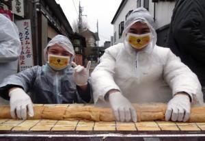 『初午いなり寿司まつりに参加しました』の画像