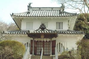 『笠間城八幡台櫓(七面堂)』の画像