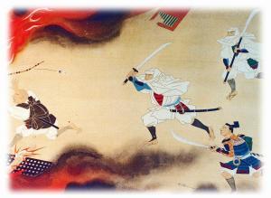 『2.僧兵の争い』の画像