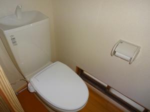 『空き家物件31-6トイレ』の画像