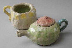 『B茨城県陶芸美術館長賞』の画像