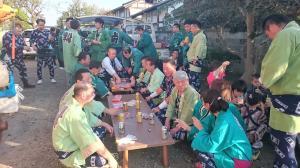 『六所神社例大祭の様子10』の画像