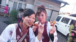 『六所神社例大祭の様子3』の画像