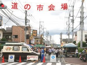 『道の市の様子3』の画像