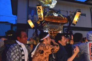 『八雲神社例祭の様子1』の画像