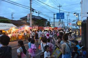 『八雲神社例祭の様子2』の画像