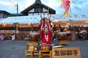 『八雲神社例祭の様子3』の画像