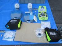 『『AEDトレーナー写真』の画像』の画像