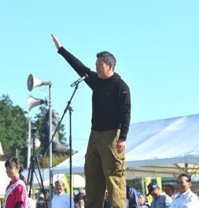 『かさま市民運動会の様子2』の画像