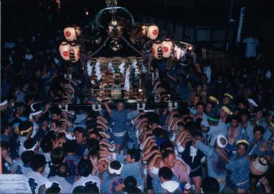 『八坂神社神輿』の画像
