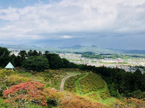 『2018/5/04 つつじ山頂』の画像