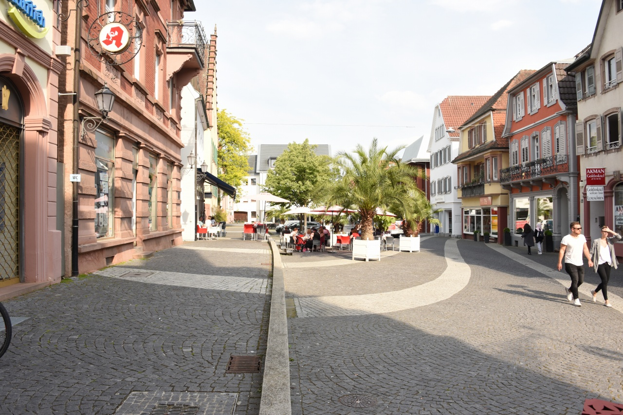 『ラール市街並み』の画像