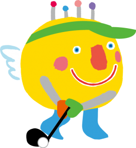 『いばラッキー ゴルフ』の画像