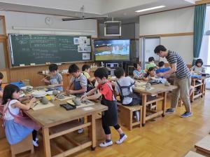 『陶芸教室1』の画像