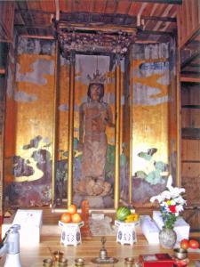 『隠沢観音堂』の画像