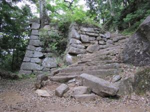 『笠間城天守曲輪』の画像