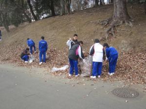 『清掃活動(2)』の画像