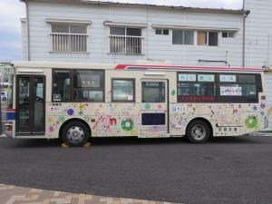 『クリスマスバス(2)』の画像