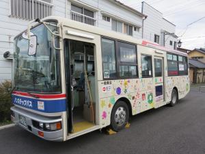 『クリスマスバス(4)』の画像