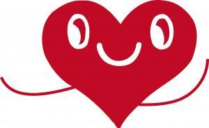 『恋人の聖地ロゴ(ハート)』の画像