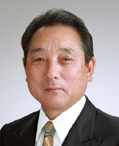 『飯田議員顔写真』の画像