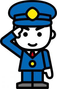 『消防官イラスト2』の画像