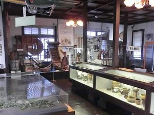 『歴史民俗資料館1階』の画像
