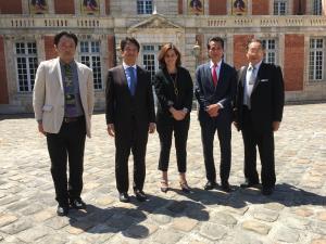 『フランス・イギリス訪問4』の画像