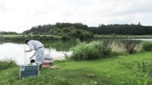 『川郷地池』の画像