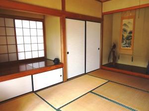 『物件117和室』の画像