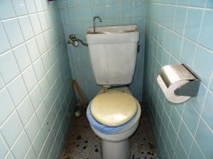『物件124トイレ』の画像