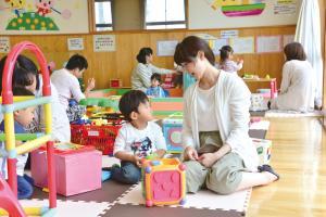 『児童館の様子』の画像