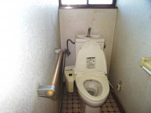 物件158トイレ