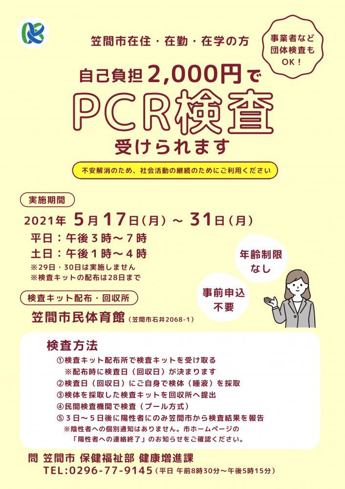 『PCR』の画像