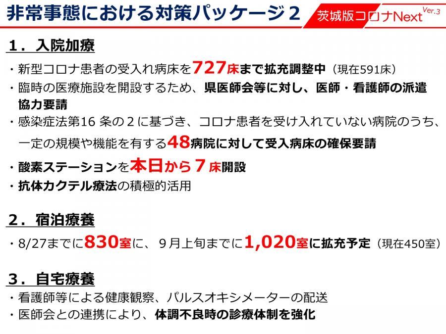 『茨城県緊急事態宣言3』の画像