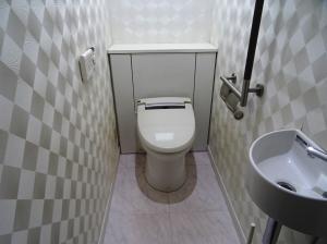 物件175 トイレ