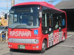 『バス写真』の画像