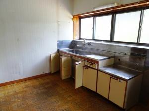 物件174 キッチン