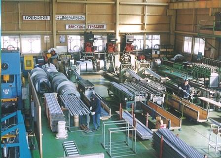 『ヨネキン工場内』の画像