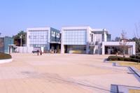 『茨城県陶芸美術館外観』の画像