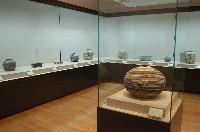 『茨城県陶芸美術館内観』の画像