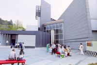 『笠間日動美術館外観』の画像