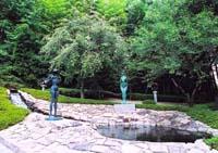 『笠間日動美術館展示』の画像